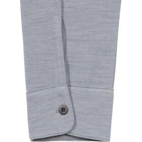 super.natural Everyday Camiseta Hombre, silver grey melange